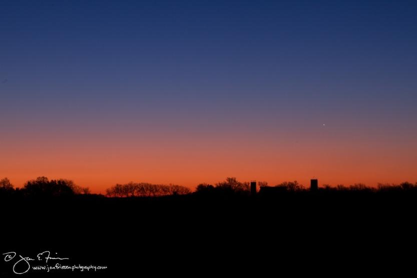 Venus Eastern Sky at Dawn-1631