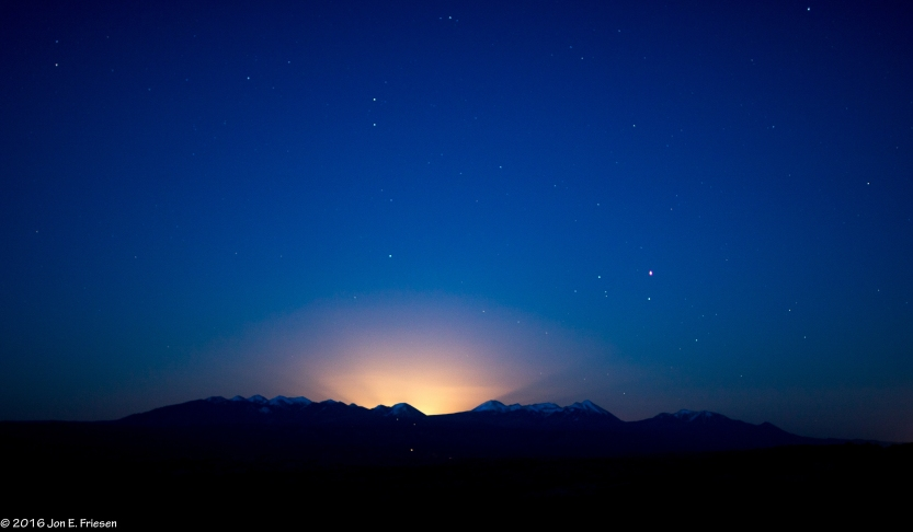 Moonrise Over La Sal Range-2066