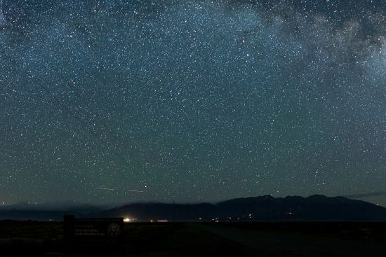 It Was Twilight And Sandhill Cranes >> night – Jon Friesen
