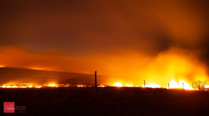 Flint Hills Fire Line-3701